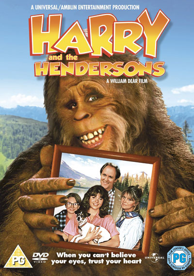Harry and the Hendersons 1987 720p HDTV DD5.1 x264-Hype