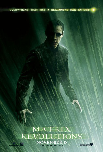 The Matrix Revolutions 2003 HDDVD REMUX 1080p VC-1 TrueHD 5.1 - KRaLiMaRKo