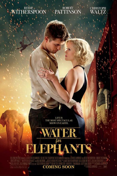 Water For Elephants 2011 1080p BluRay DTS-HD MA x264-FLAWL3SS
