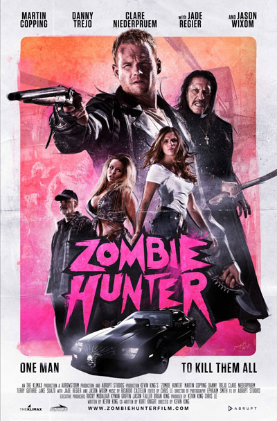 Zombie Hunter 2013 1080p BluRay DTS x264-WiKi