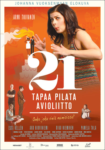 21 Ways To Ruin A Marriage aka 21 tapaa pilata avioliitto 2013 Finnish 1080p BluRay DTS x264-MCHD
