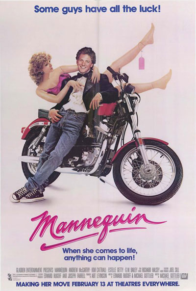 Mannequin 1987 720p HDTV DD5.1 x264-Unknown [Request]