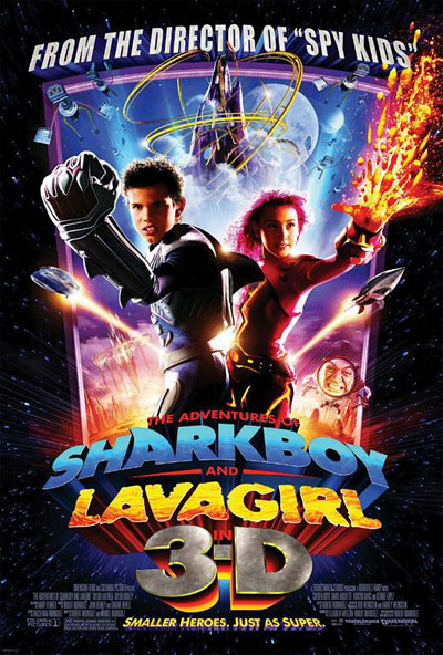 The Adventures Of Sharkboy And Lavagirl 2005 BluRay 720p DTS x264-MySiLU [Request]