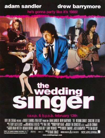 The Wedding Singer 1998 1080p BluRay DD5.1 x264-Japhson