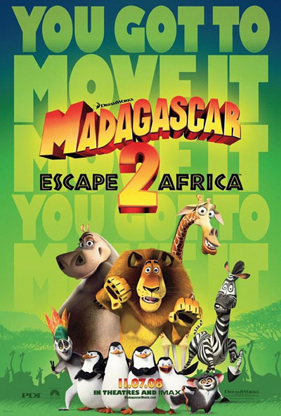 Madagascar Escape 2 Africa 2008 720p BluRay DD5.1 x264-WiKi