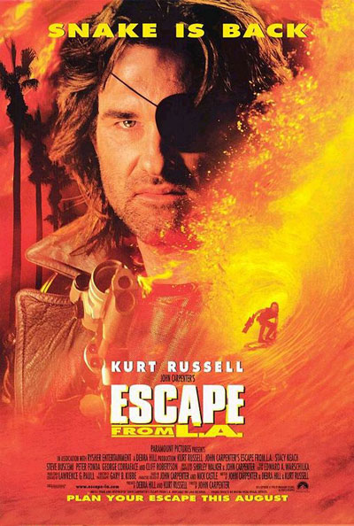 Escape From LA 1996 1080p BluRay DD5.1 x264-LCHD
