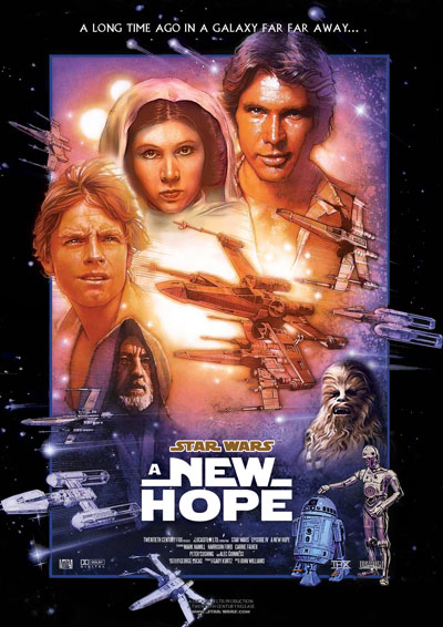 Star Wars Episode IV A New Hope 1977 REPACK 720p BluRay DTS-ES x264-DON