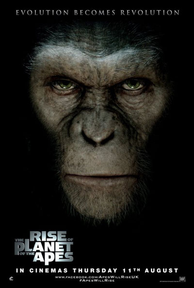Rise of the Planet of the Apes 2011 720p BluRay DTS x264-CHD