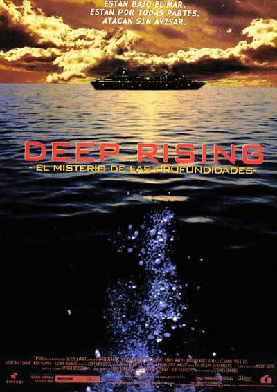 Deep Rising 1998 BluRay 720p DTS x264-CHD