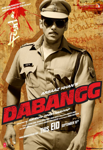 Dabangg 2010 Hindi 720p BluRay DD5.1 x264-Positive [request]