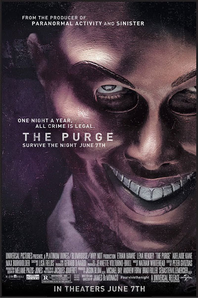 The Purge 2013 1080p BluRay DTS x264-CHD