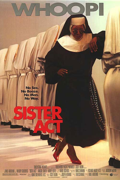 Sister Act 1992 1080p BluRay DD5.1 x264-WiKi