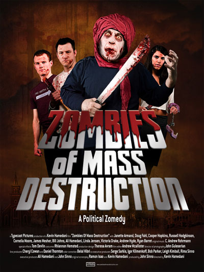ZMD Zombies Of Mass Destruction 2009 720p Bluray DD5.1 XviD-ViSiON [Request]
