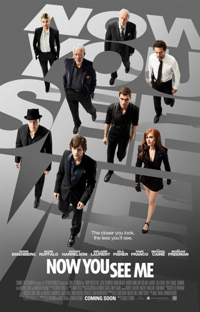 Now You See Me 2013 Extended BluRay 1080p DTS x264-HDMaNiAcS