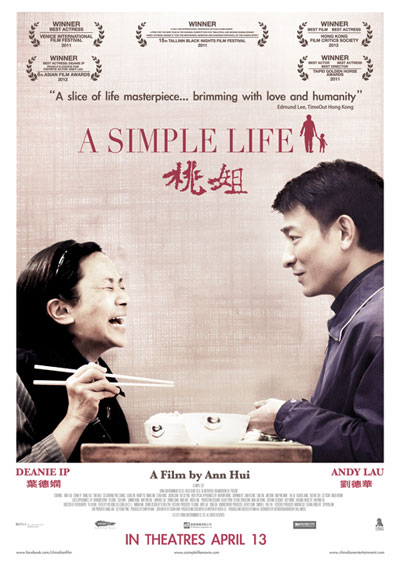 A Simple Life 2011 Chinese BluRay 1080p DD5.1 x264-CHD [Request]