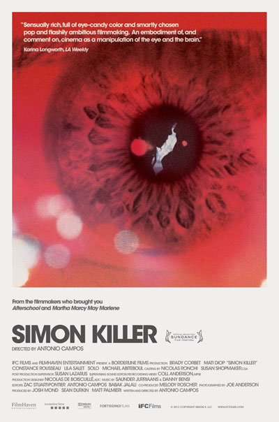 Simon Killer 2012 720p BluRay DTS x264-PH