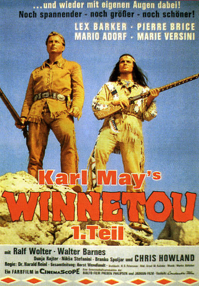 Winnetou I Apache Gold 1963 German Bluray 720p x264 DTS-MySilu [Request]