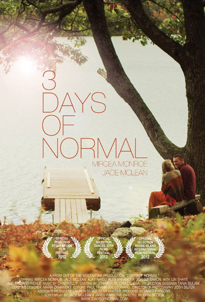 3 Days of Normal 2012 1080p WEB-DL AAC H264-fiend