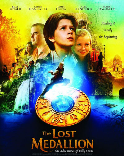 The Lost Medallion The Adventures of Billy Stone 2013 720p BluRay DD5.1 x264-GECKOS