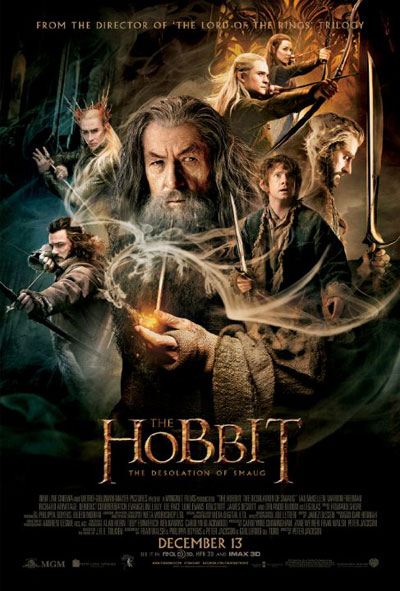 The Hobbit The Desolation Of Smaug 2013 720p BluRay DTS x264-HiDt