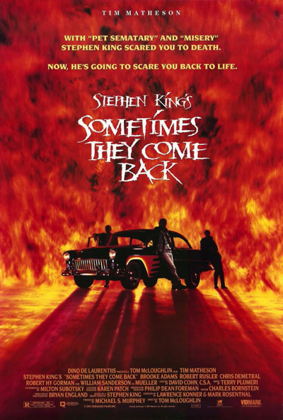 Sometimes They Come Back 1991 1080p BluRay DTS x264-VETO