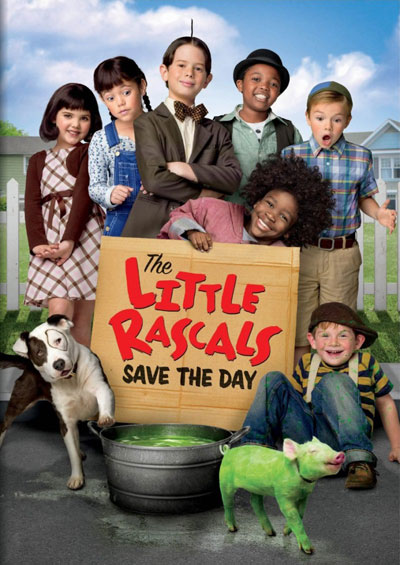 The Little Rascals Save the Day 2014 1080p BluRay DTS x264-PSYPHER