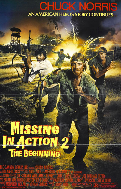 Missing In Action 2 The Beginning 1985 720p BluRay DTS x264-Japhson [re-upload]
