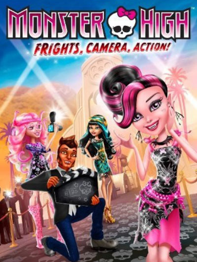Monster High Frights, Camera, Action! 2014 1080p Bluray REMUX AVC DTS-HD MA 5.1 - KRaLiMaRKo