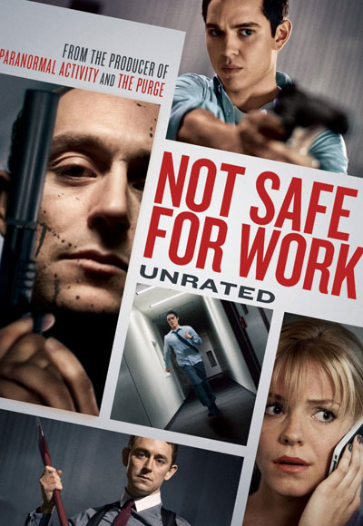 Not Safe for Work 2014 Bluray REMUX 1080p AVC DTS-HD MA 5.1 - KRaLiMaRKo