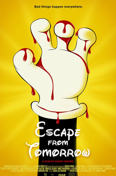 Escape from Tomorrow 2013 Bluray REMUX 1080p AVC DTS-HD MA 5.1-HDB