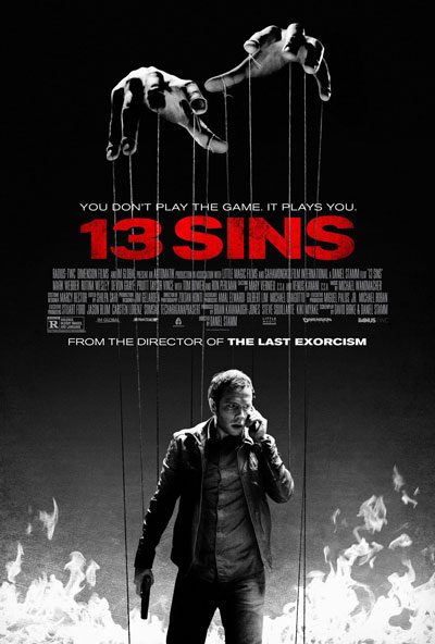13 Sins 2014 BluRay 720p DTS x264-CHD