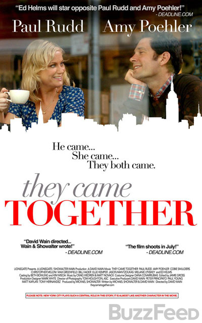 They Came Together 2014 BluRay REMUX 1080p AVC DTS-HD MA 5.1- SiCaRio