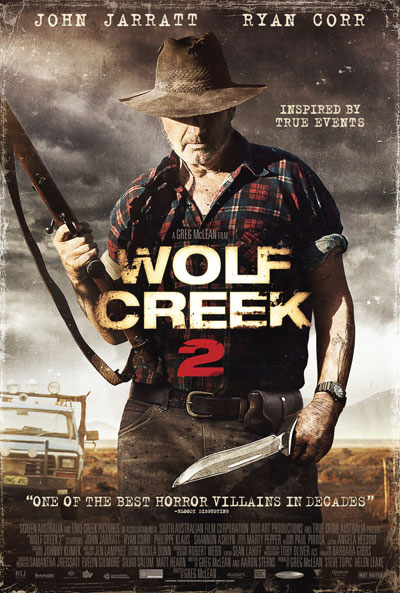 Wolf Creek 2 2013 BluRay REMUX 1080p AVC DTS-HD MA 5.1-CHD