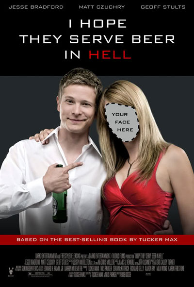 I Hope They Serve Beer in Hell 2009 BluRay 720p DTS x264-CHD