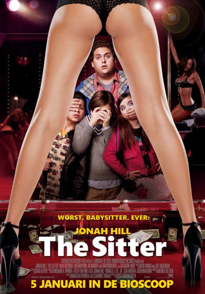 The Sitter UNRATED 2011 720p BluRay DTS x264-WiKi