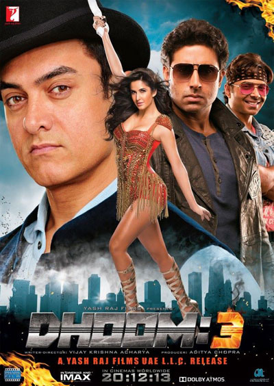 Dhoom 3 2013 Hindi BluRay 1080p DTS-HD MA x264-Hon3y [request]