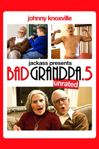 Jackass Presents Bad Grandpa .5 2014 1080p BluRay DTS x264-USURY