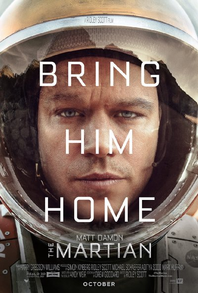 The Martian 2015 PROPER 1080p BluRay DTS x264-SPARKS