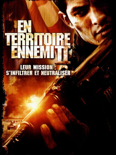 Behind Enemy Lines 2 Axis of Evil 2006 720p BluRay DTS x264-GECKOS