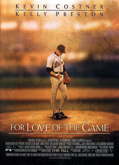 For Love Of The Game 1999 720p HDDVD DD5.1 x264-CtrlHD