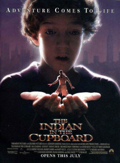 The Indian in the Cupboard 1995 720p HDTV DD5.1 x264-EbP
