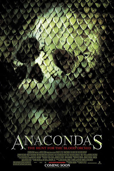 Anacondas The Hunt For The Blood Orchid 2004 720p HDTV DTS x264-UNK