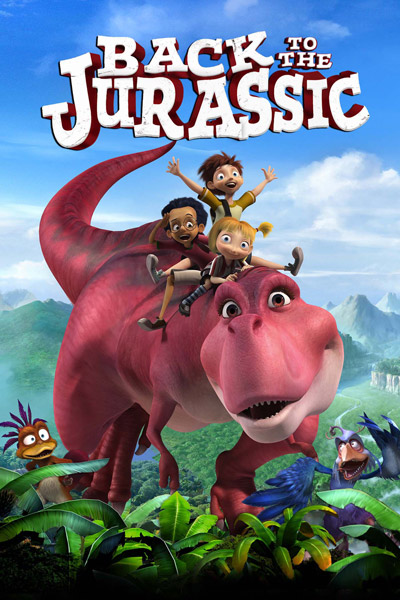 Back To The Jurassic 2015 1080p BluRay DD5.1 x264-MELiTE