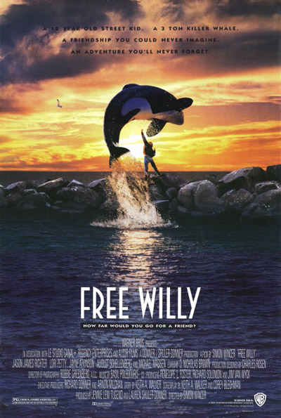 Free Willy 1993 720p WEB-DL DD5.1 H264-fiend