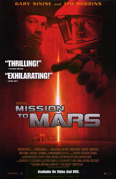 Mission To Mars 2000 1080p BluRay DTS x264-CiNEFiLE