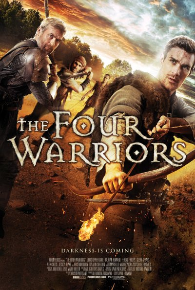 The Four Warriors 2015 720p WEB-DL DD5.1 H264-PLAYNOW