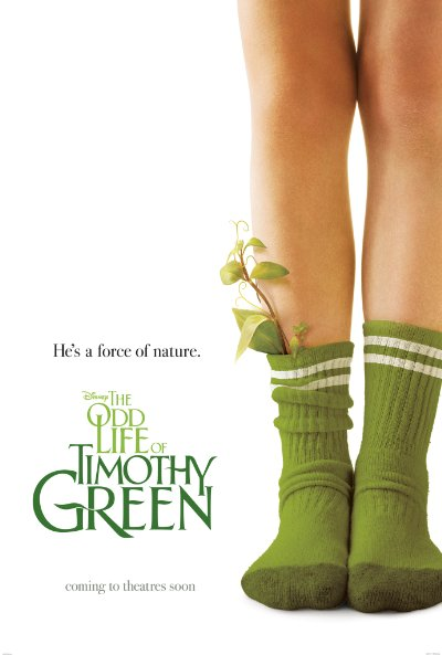 The Odd Life Of Timothy Green 2012 1080p Bluray DTS x264-SPARKS