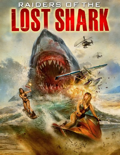 Raiders of the Lost Shark 2014 BluRay REMUX 1080p AVC DTS-HD MA 2.0-RBG