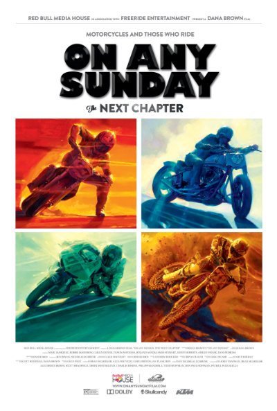 On Any Sunday The Next Chapter 2014 BluRay REMUX 1080p AVC DTS-HD MA 5.1- AU