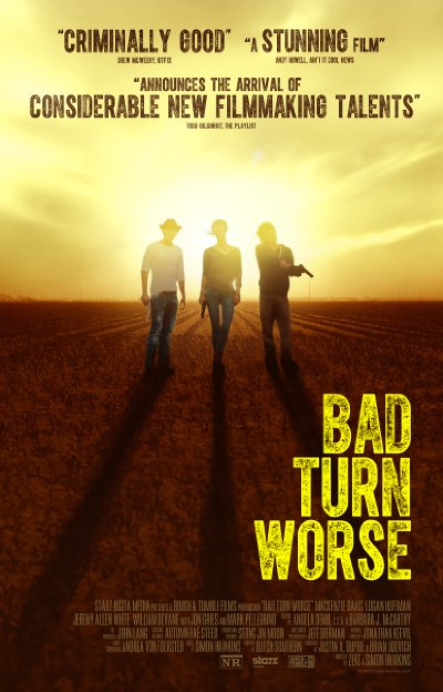 Bad Turn Worse 2013 720p BluRay DTS x264-PFa